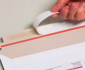 скотч для конверта