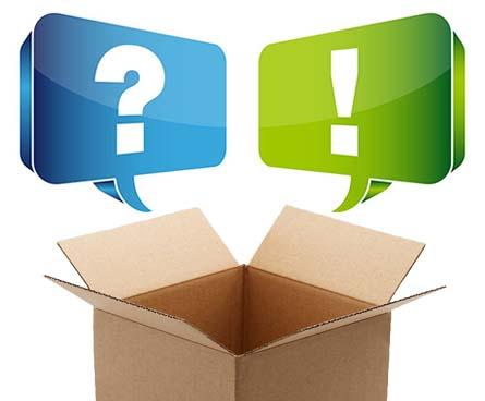 вопросы о изготовлении упаковки из картона